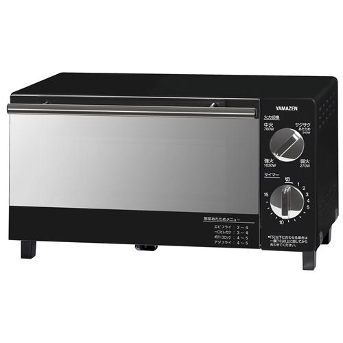 カリッとオーブントースター YTBS−D101ーB