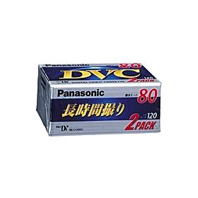 パナソニックコンシューママーケティング�� DVCテープ AY-DVM80V