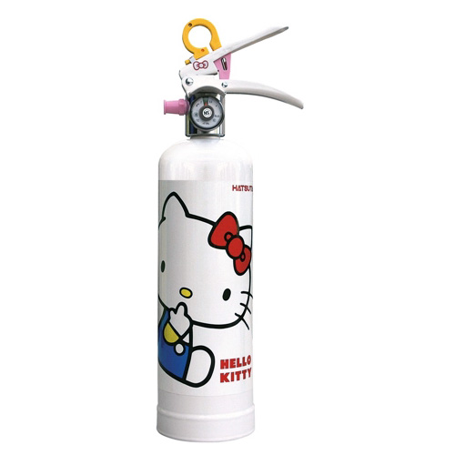 ハツタ 住宅用強化液消火器 HK1-WF