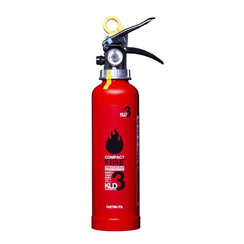 ハツタ ABC粉末消火器 蓄圧式 KLD-3