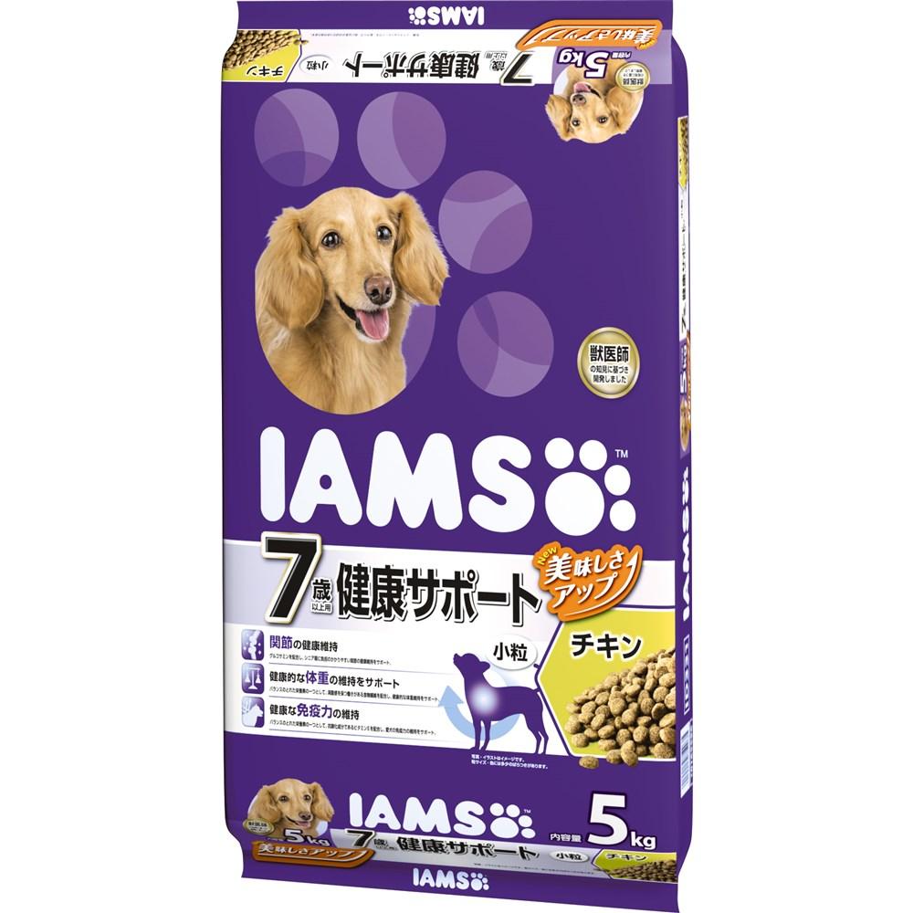 アイムス 7歳以上 チキン小粒 5kg