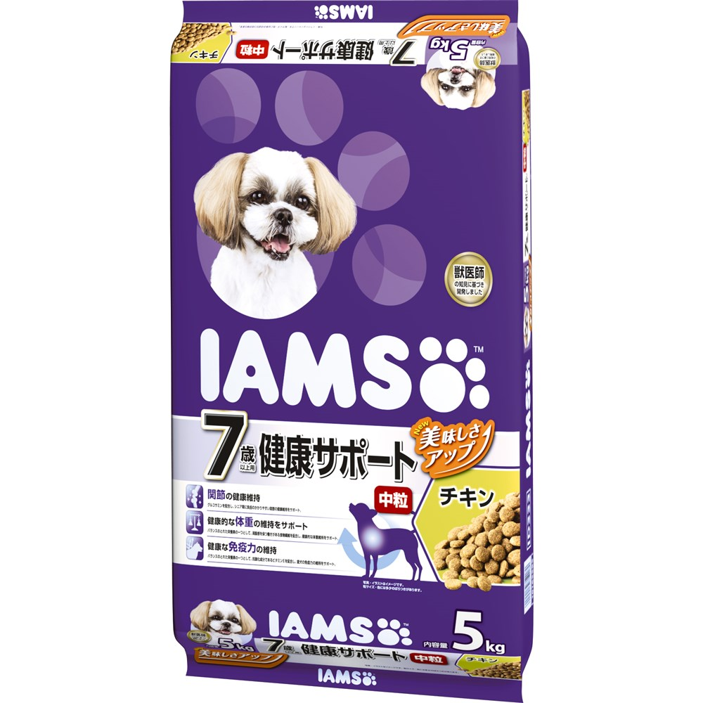 アイムス 7歳以上 チキン 5kg