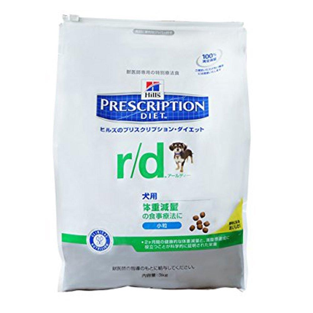 犬用 r/d 小粒 3kg
