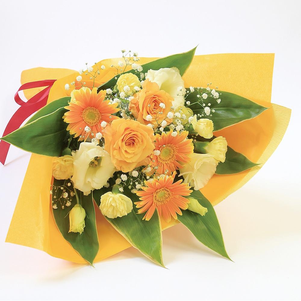 花束B オレンジ 27103