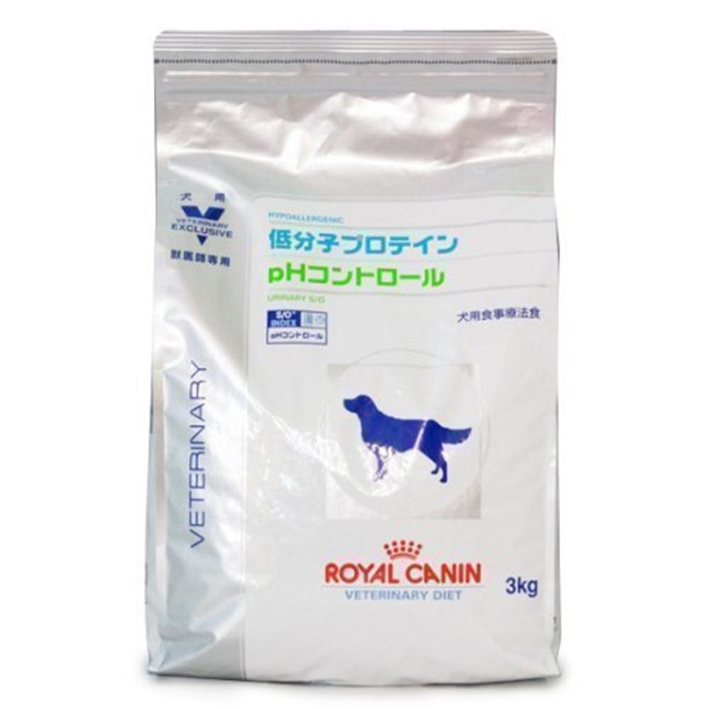犬用 低脂肪プロテインPHコントロール 3kg