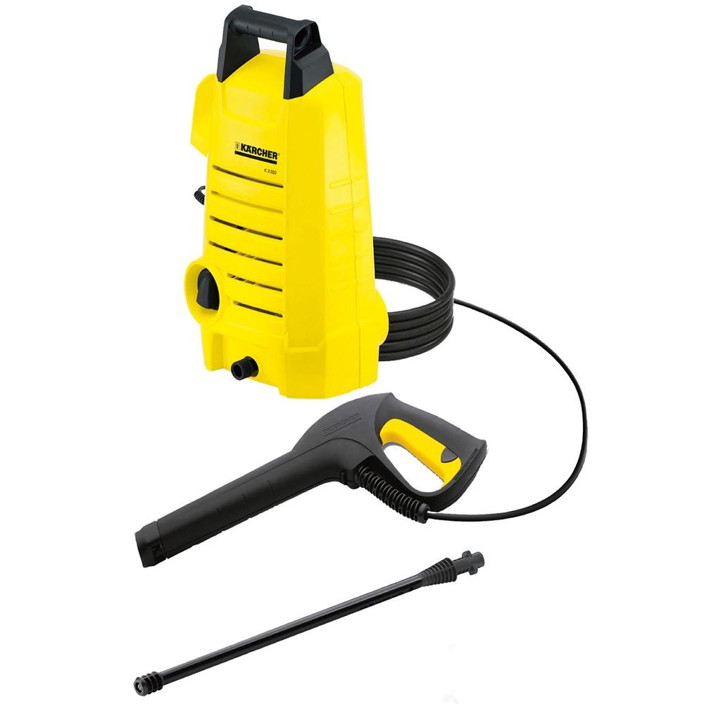 KARCHER(ケルヒャー)家庭用高圧洗浄機 K2.020