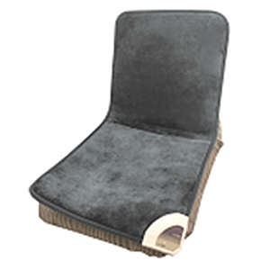 電気マット 座椅子用KVM80H グレー