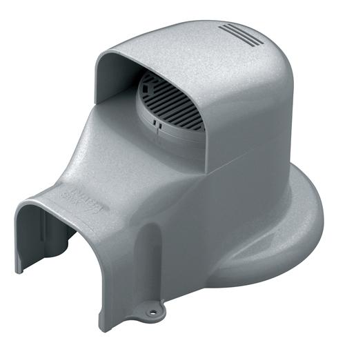 因幡電工 SDウォールコーナー換気キャップ SWX−77L−G