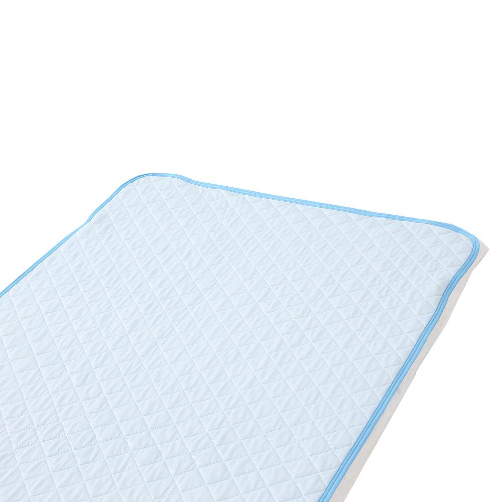 接触冷感敷パット 約100×205cm BL