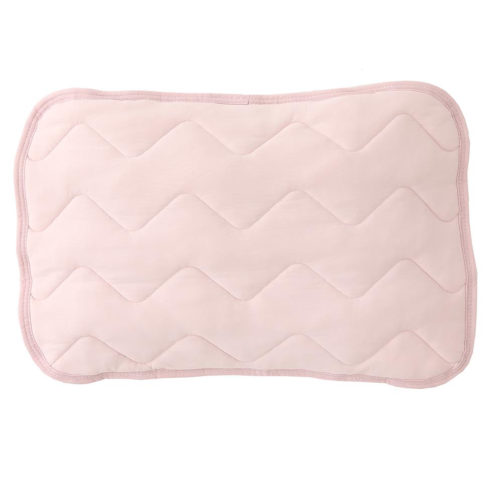 ※※※マシュマロひんやり枕パッド 約43×63cm ピンク