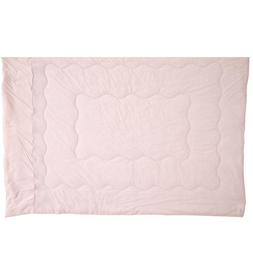 マシュマロひんやり肌布団 約140×190cm ピンク