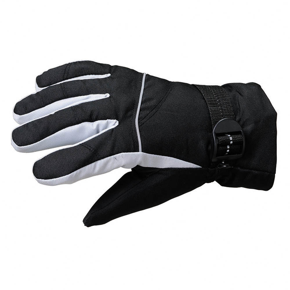 防水防寒手袋 グレー FW17−5060