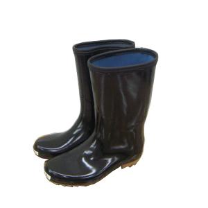 アメゴム底軽半長靴 24.5cm NJT04−6391