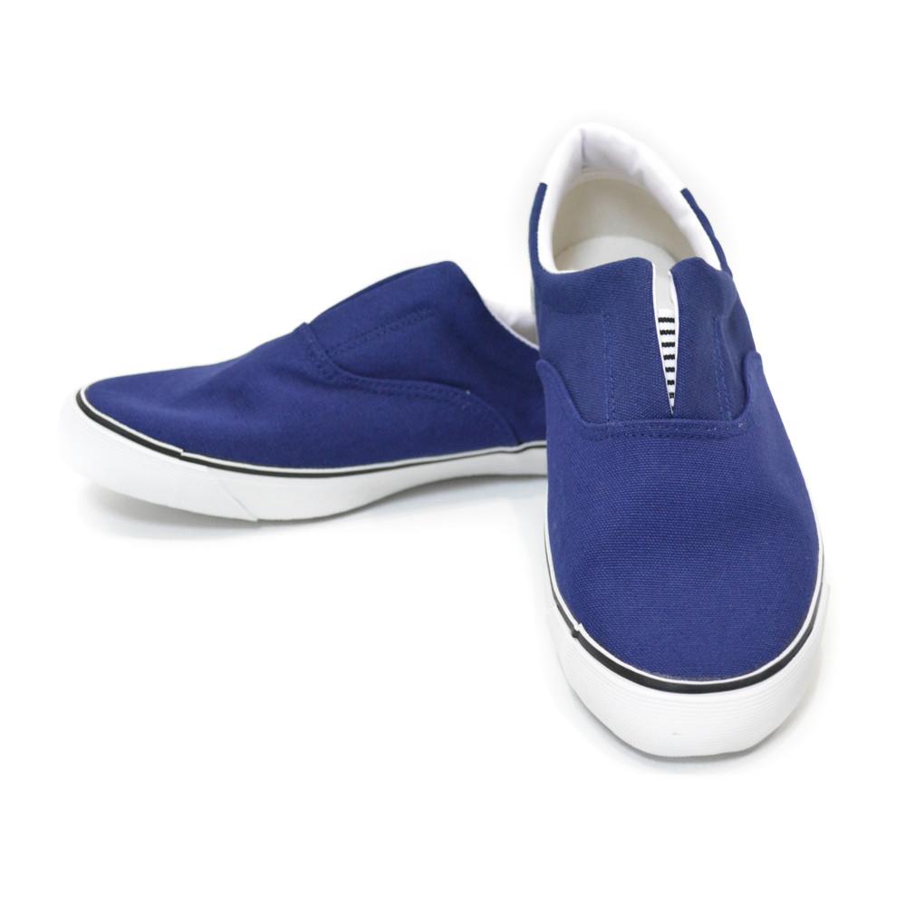作業靴(内装用) ブルー 25.0cm KQ04−5848