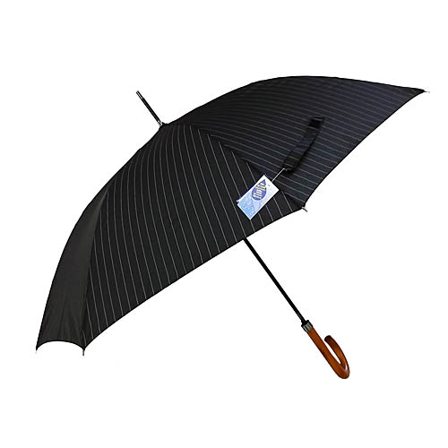 紳士ジャンプ傘 プリント KIT20−8869