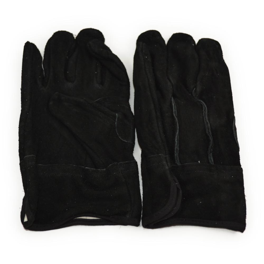 PROACT ■牛床革背縫い手袋 オイル加工 内綿