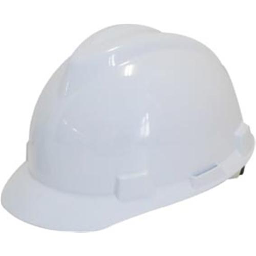 軽作業帽 白 QD04−4529