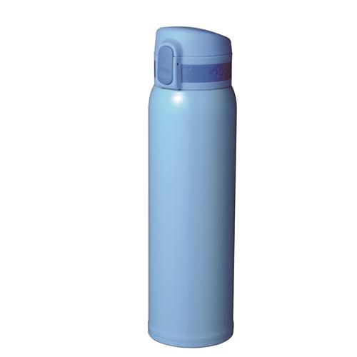 超軽量ワンタッチマグボトル 750ml スカイブルー KFY05−8640