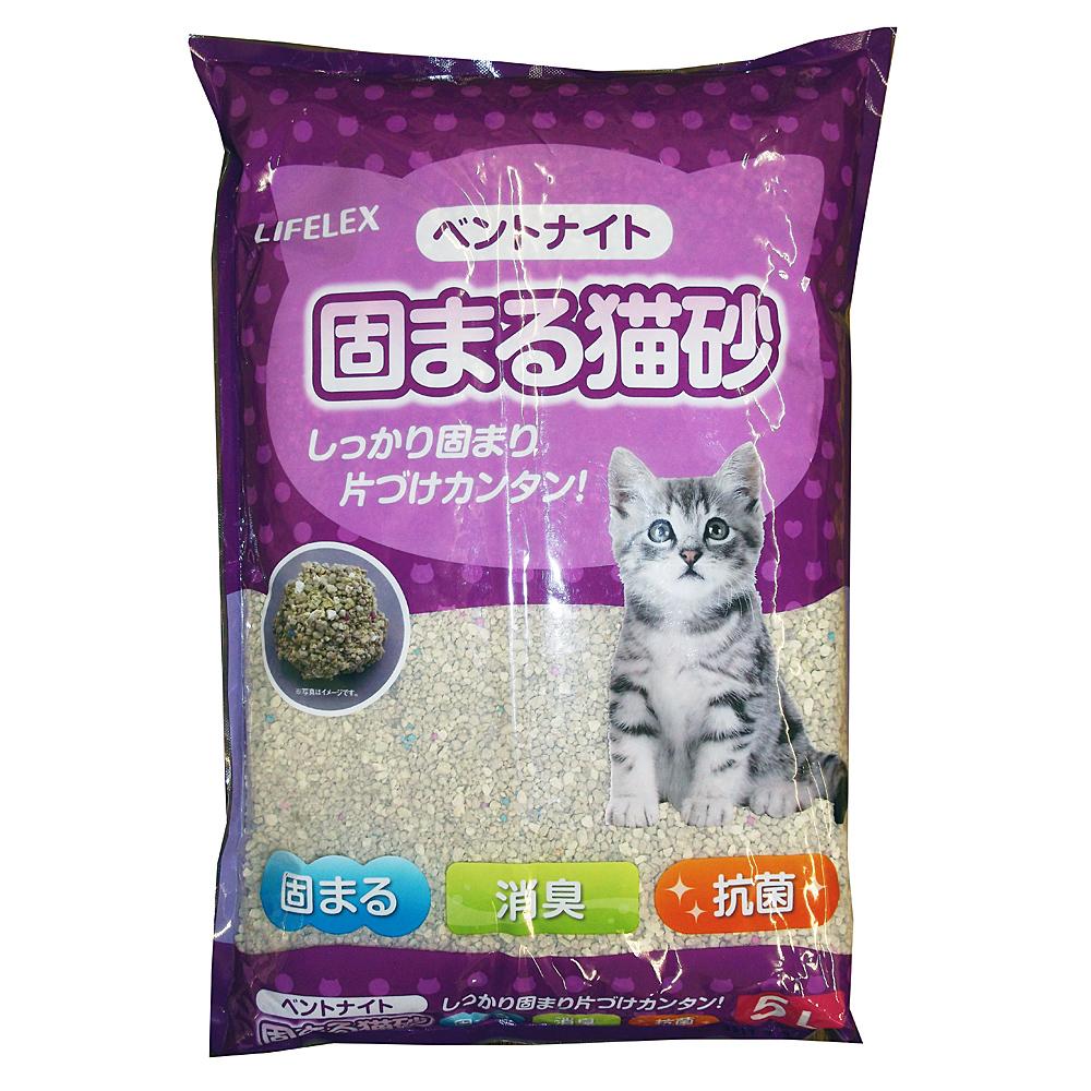 固まる猫砂 5L