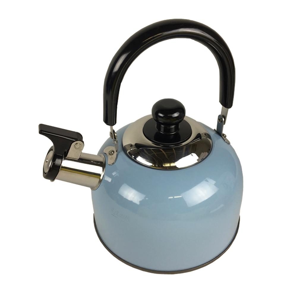 笛吹きカラーケトル1.6L ブルー KFY05−1210