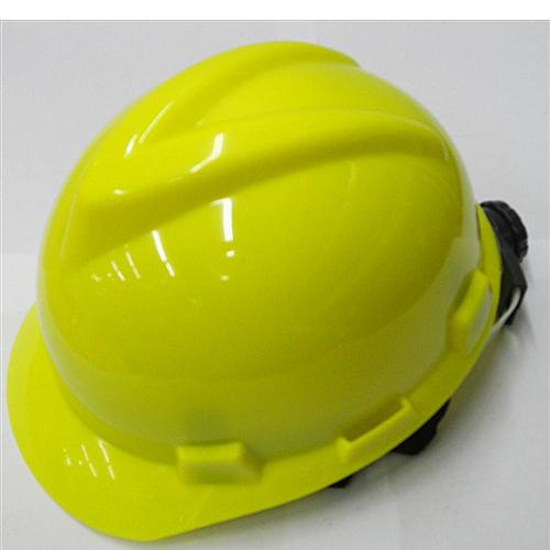 軽作業帽 黄 QD04−7660
