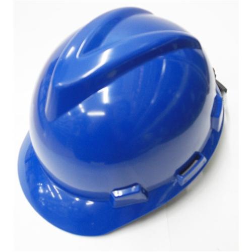軽作業帽 青 QD04−7677