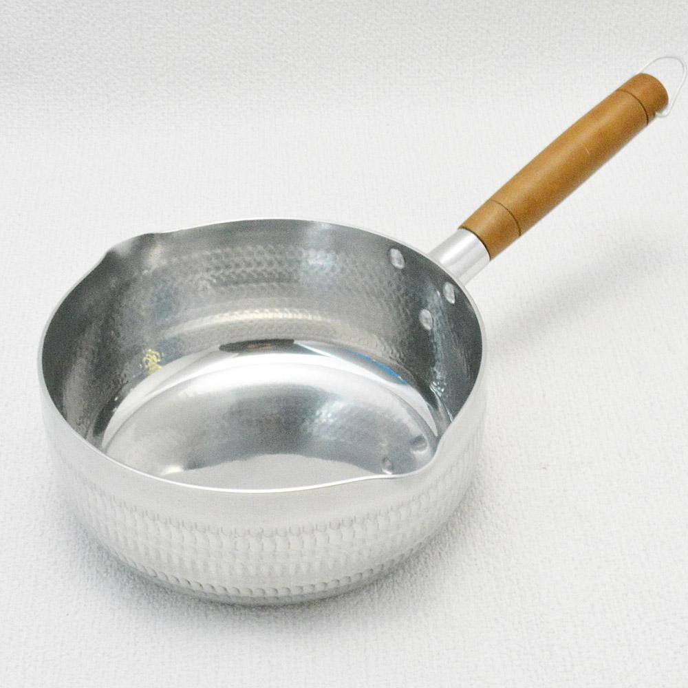 IH対応 アルミ雪平鍋 雪平 20cm KOK05−3567