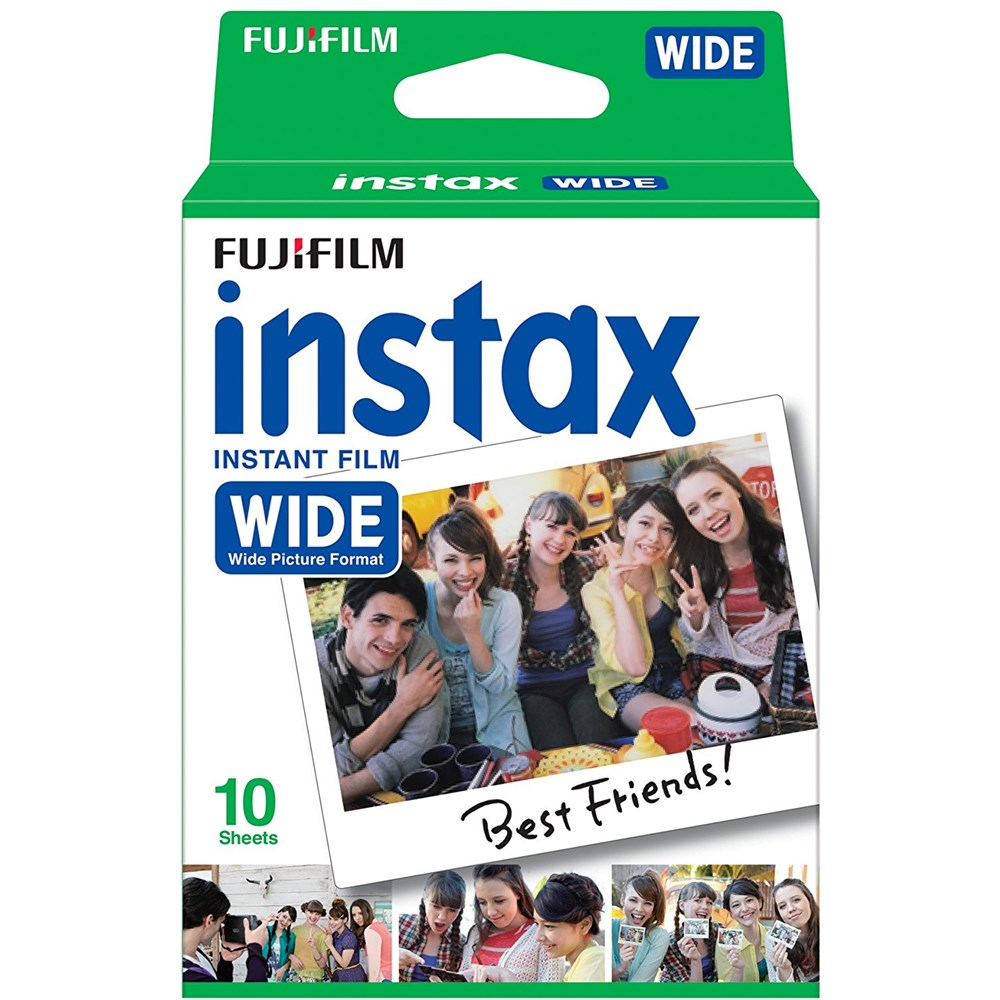 チェキワイド専用フィルム instax WIDE 1パック品 ※INSTAX WIDE WW 1