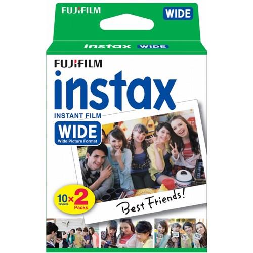 チェキワイド専用フィルム instax WIDE 2パック品 ※INSTAX WIDE WW 2