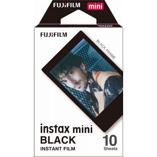 チェキ専用フィルム instax mini ブラック ※INSTAX MINI BLACK FRAME WW 1