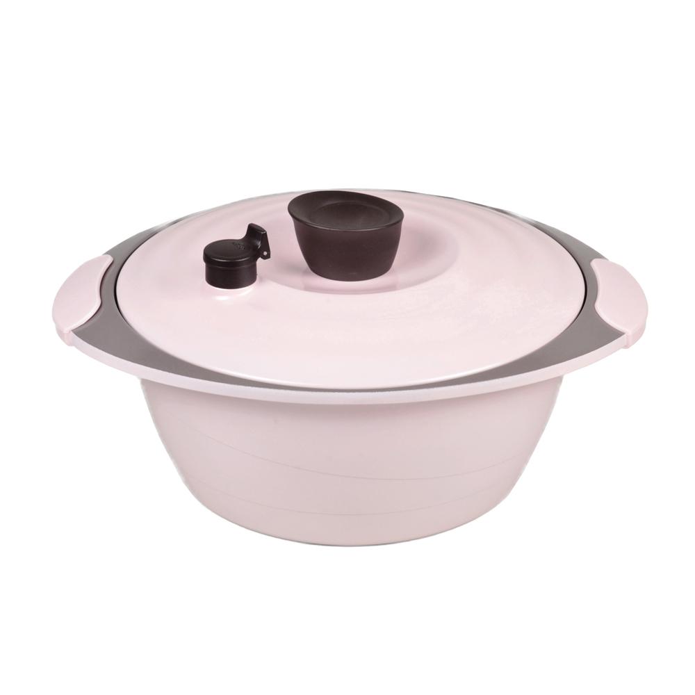 パール金属 【無加水鍋】 ノンウォーター IH対応うまみ鍋24cm