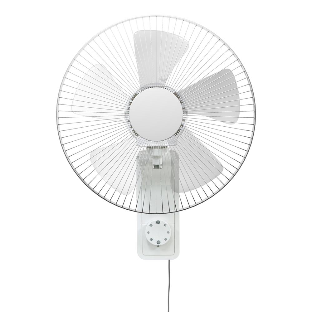 華芝ジャパン ひも式壁掛扇風機 KCF−1830W