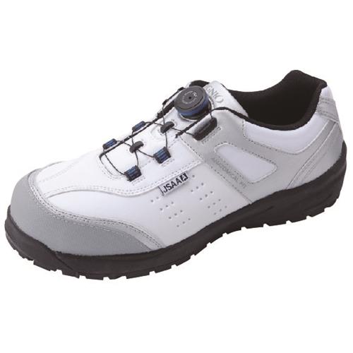 イグニオ 安全靴 ダイヤル IGS1037WH24.0