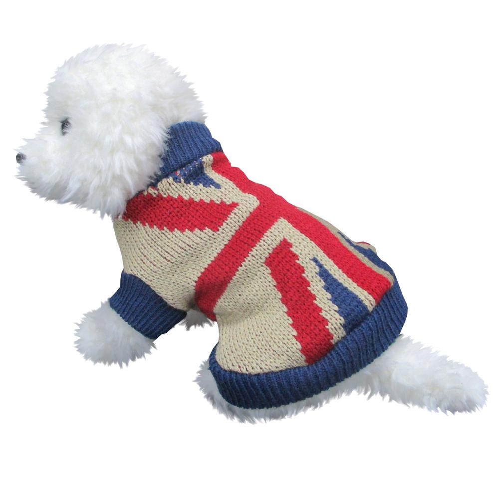 ユニオンセーター ベージュ Lサイズ ペットウェア ペット服 かわいい おしゃれ 北欧