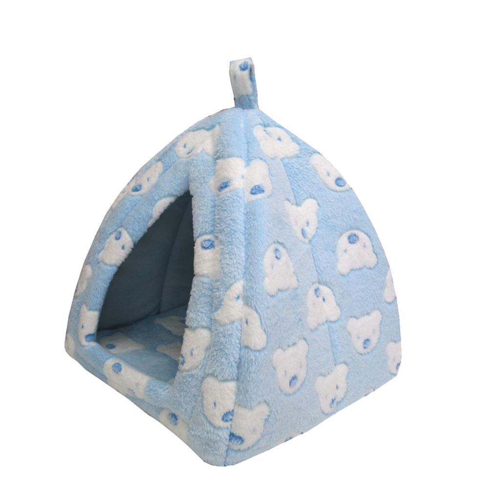 コアラ テントベッド ブルー ペットベッド ペットマット かわいい おしゃれ 北欧