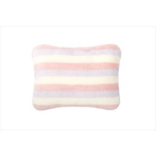 蓄熱ふんわり湯たんぽ ピンク H40017