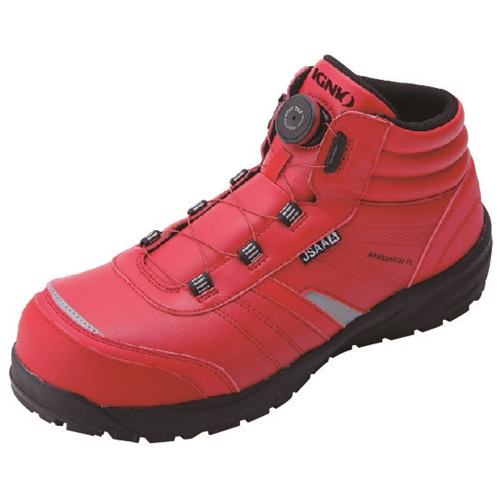 イグニオ 安全靴 ダイヤル IGS1057RD24.0