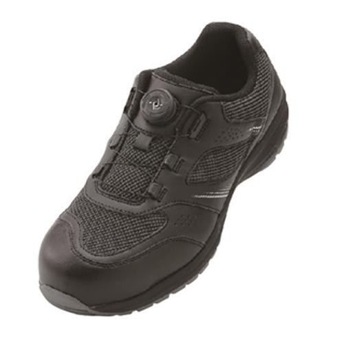 イグニオ 安全靴 ダイヤル IGS1018BK24.0