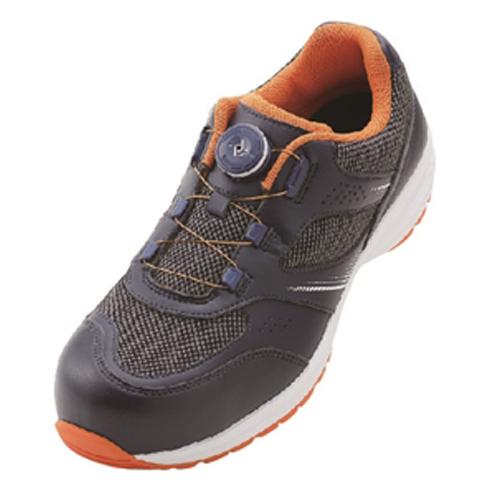 イグニオ 安全靴 ダイヤル IGS1018NV24.0