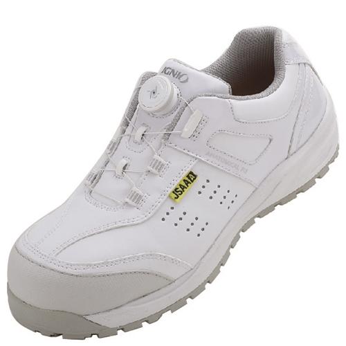 イグニオ 安全靴 ダイヤル IGS1047WH24.0