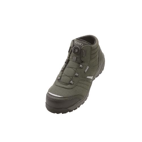 イグニオ 安全靴 ダイヤル IGS1258ARMG27.5