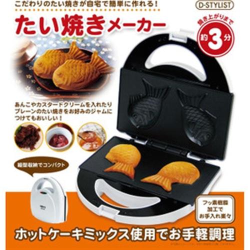 ピーナッツクラブ たい焼きメーカー KK−00310