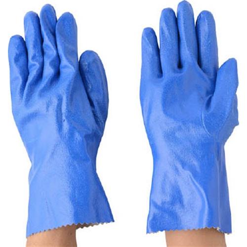 ニトリルモデル #600 L ブルー