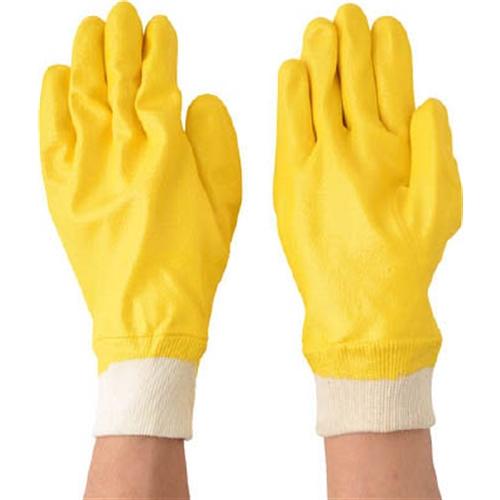 エステー NO620産業用保護手袋ニトリルジャージ LL NO620LL