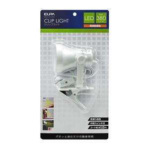 LEDクリップライト SPOT−L101L(PW)