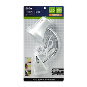 LEDクリップライト SPOT−LL101L(PW)