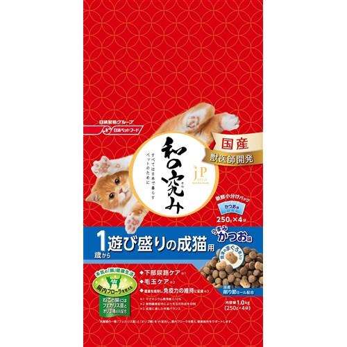 ジェーピースタイル 1〜6歳までの成猫用 1kg