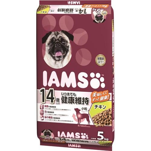アイムス 14歳以上用 いつまでも健康維持 チキン 小粒 5kg