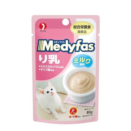 メディファス ウェット り乳 ミルク風味 40g