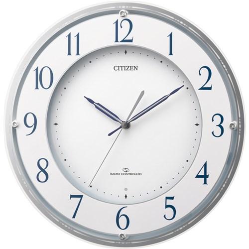 シチズン電波掛時計4MY823−003